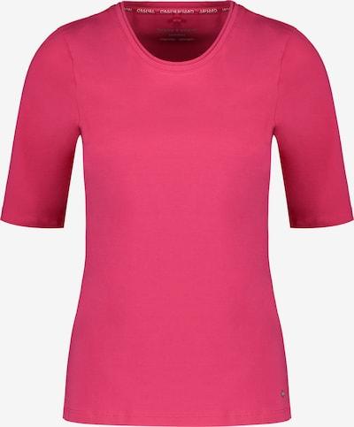 GERRY WEBER T-Shirt 1/2 Arm Basic Shirt organic cotton in pink, Produktansicht
