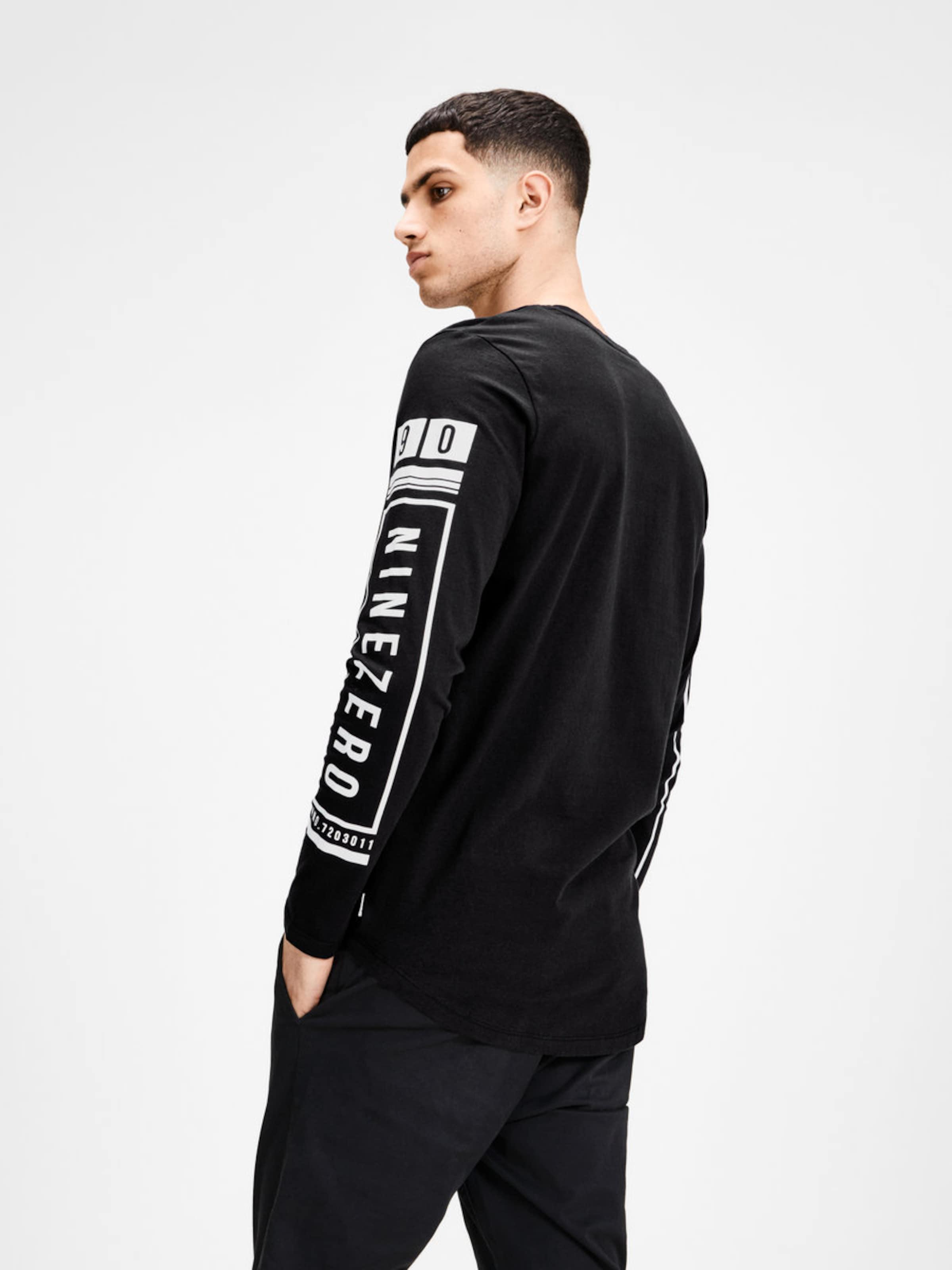 Sast Günstiger Preis Billig Verkauf JACK & JONES Länger geschnittenes T-Shirt mit langen Ärmeln Spielraum Perfekt JmeB20KaD