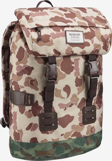 BURTON Tinder 25L Rucksack in beige / braun, Produktansicht