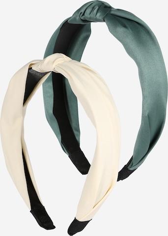 ABOUT YOU Biżuteria do włosów 'Havin' w kolorze zielony