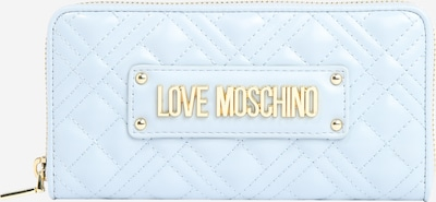 Love Moschino Portemonnaie 'SLG-NEW SHINY QUILTED' in hellgrau, Produktansicht