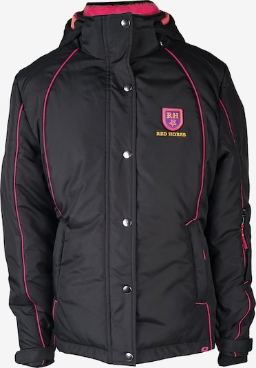 RED HORSE Outdoorjacke 'Gallop' in schwarz, Produktansicht