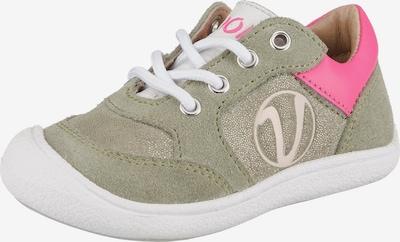 Vado Lauflernschuhe 'Sneak' in khaki / pink / weiß, Produktansicht
