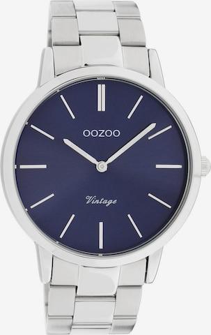 OOZOO Uhr 'C20020' in Silber
