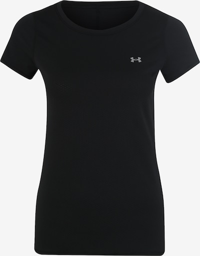 UNDER ARMOUR Functioneel shirt in de kleur Zwart, Productweergave