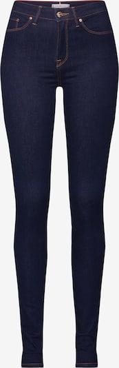 TOMMY HILFIGER Jeans 'HERITAGE COMO SKINNY RW' in blue denim, Produktansicht