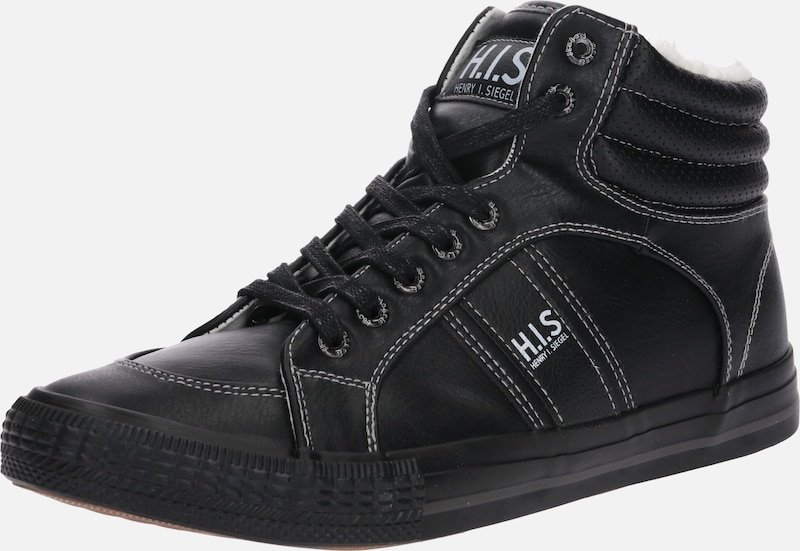Baskets H Noir s En Hautes i c35S4qRAjL
