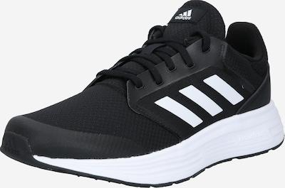 ADIDAS PERFORMANCE Tenisice za trčanje 'GALAXY 5' u crna / bijela, Pregled proizvoda