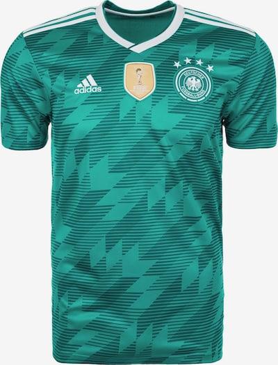 ADIDAS PERFORMANCE Trikot 'DFB Away WM 2018' in jade / weiß, Produktansicht