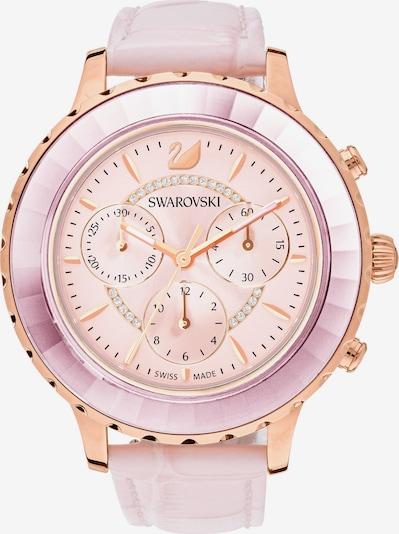 Swarovski Uhr in hellpink, Produktansicht