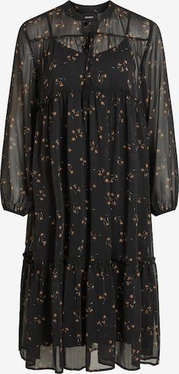 OBJECT Kleid in mischfarben / schwarz, Produktansicht