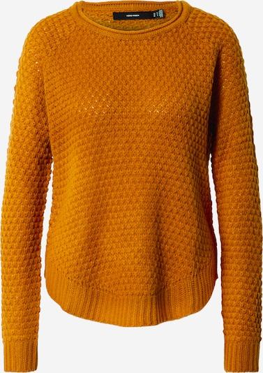 VERO MODA Pullover 'Esme' in karamell, Produktansicht