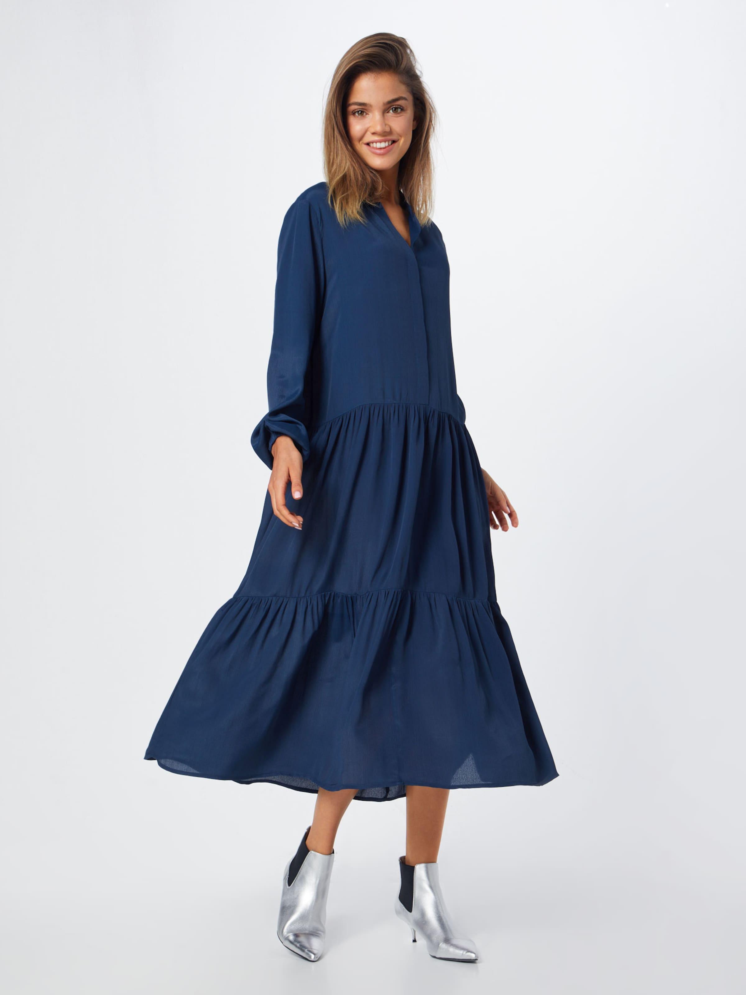 Robe 'carol Bleu En Miram' chemise Copenhagen Moss txsrChQd