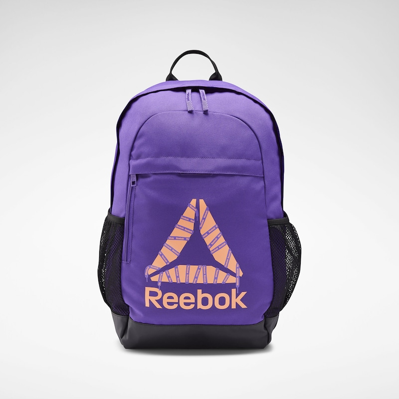REEBOK Rucksack 'Junior Training Backpack ' in lila / apricot, Produktansicht