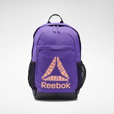 REEBOK Rucksack 'Junior Training Backpack ' in lila / apricot, Produktansicht