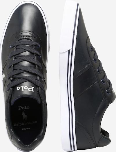 POLO RALPH LAUREN Sneakers laag 'HANFORD' in de kleur Navy: Zijaanzicht