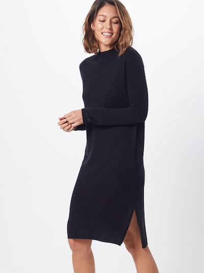 Someday Kleid 'Qalene' in schwarz, Modelansicht