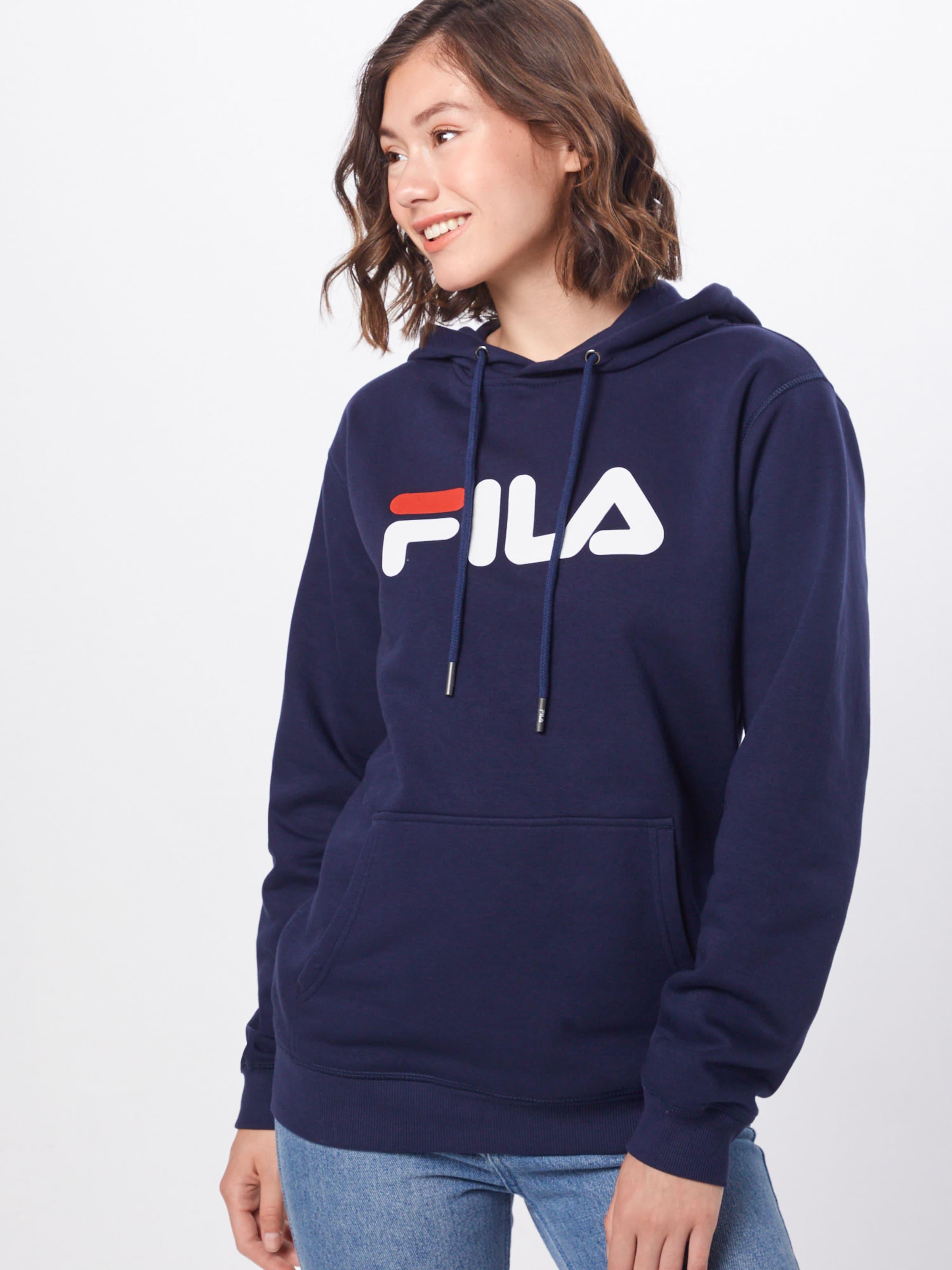 Fila Line In MarineHellrot 'urban Sweatshirt Pure' Weiß 76bIgYyfv