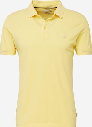 ESPRIT T-Shirt 'Pima Piqpo' en jaune, Vue avec produit