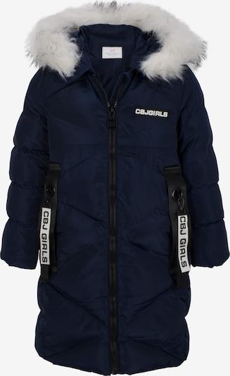 CIPO & BAXX Winterjas in de kleur Blauw, Productweergave