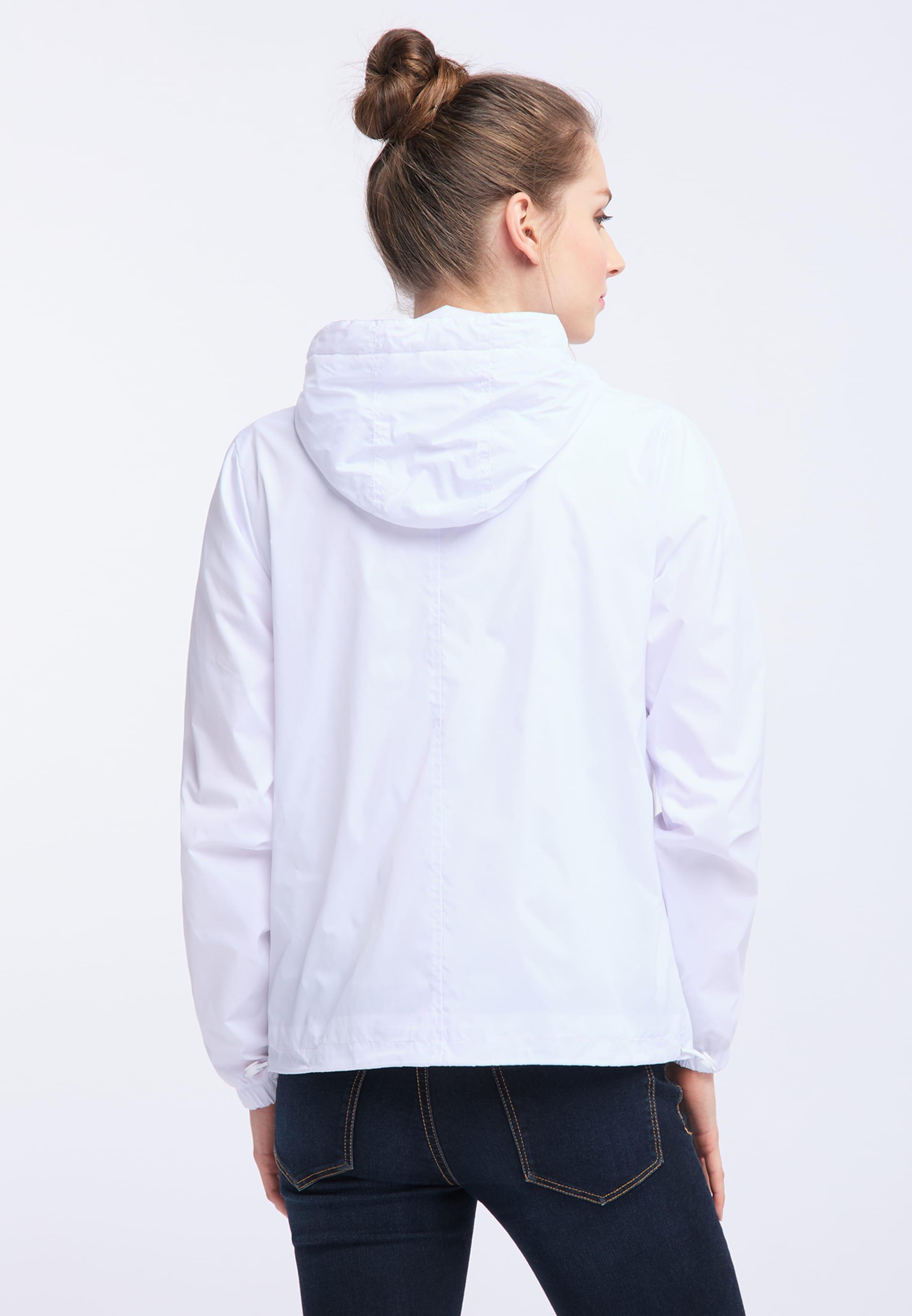 MYMO Übergangsjacke in weiß