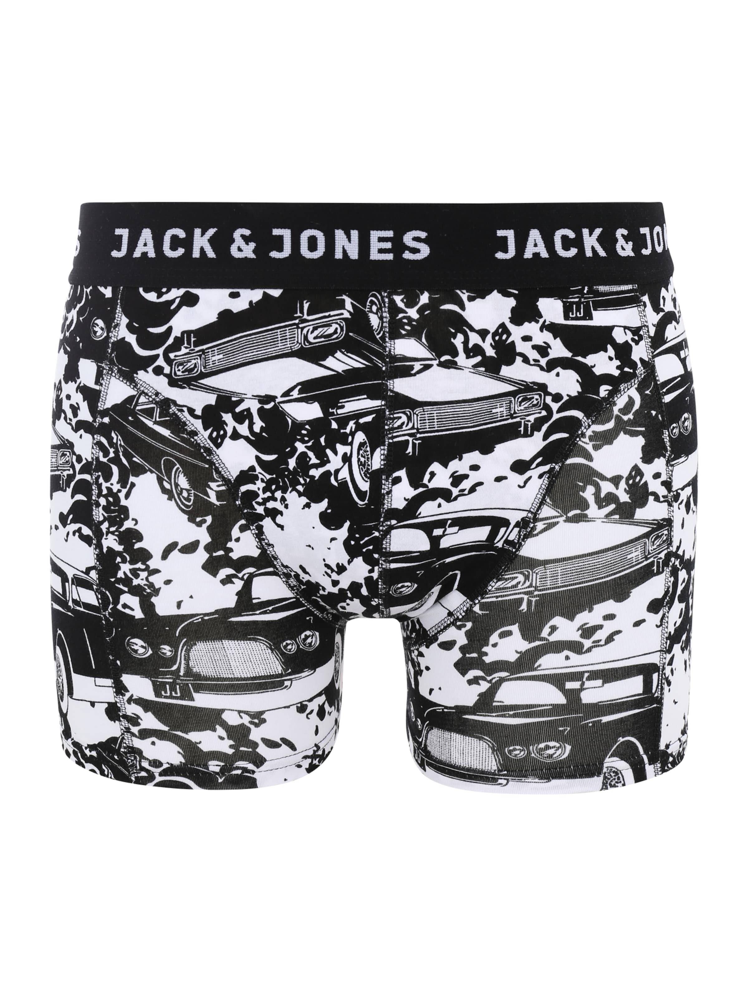 JACK & JONES Boxershorts 'JACCONNER' Rabatt Komfortabel 2018 Unisex Zum Verkauf Freiheit Ausgezeichnet Steckdose Exklusive XmtEnETap