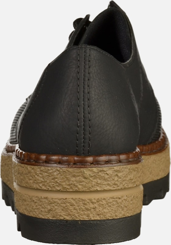 RIEKER Halbschuhe Verschleißfeste billige Schuhe Hohe Qualität