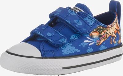 CONVERSE Sneakers 'Ctas 2V OX' in blau / mischfarben / weiß, Produktansicht