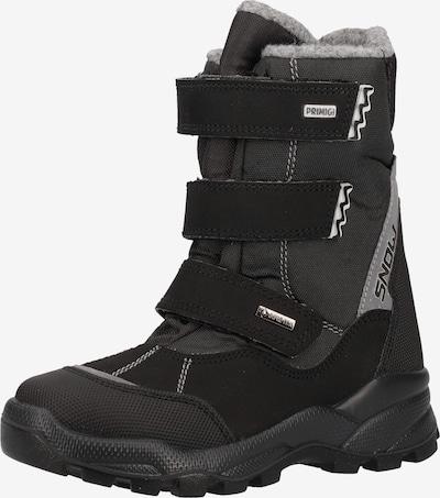 PRIMIGI Stiefel in basaltgrau / schwarz, Produktansicht