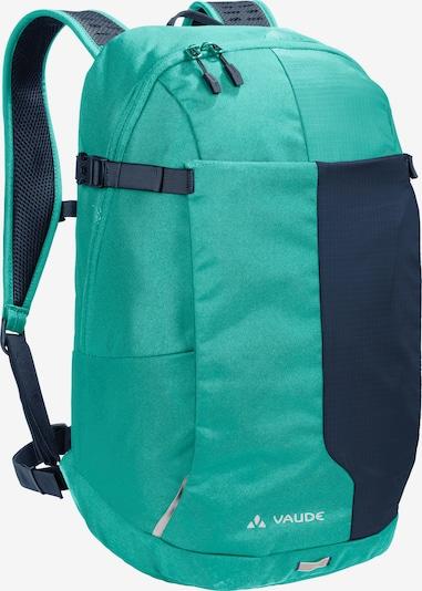VAUDE Sac à dos de sport 'Tecographic III' en turquoise, Vue avec produit