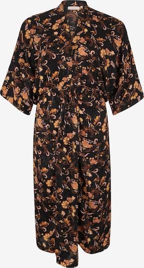 ONLY Carmakoma Obleka | zlata / črna barva, Prikaz izdelka