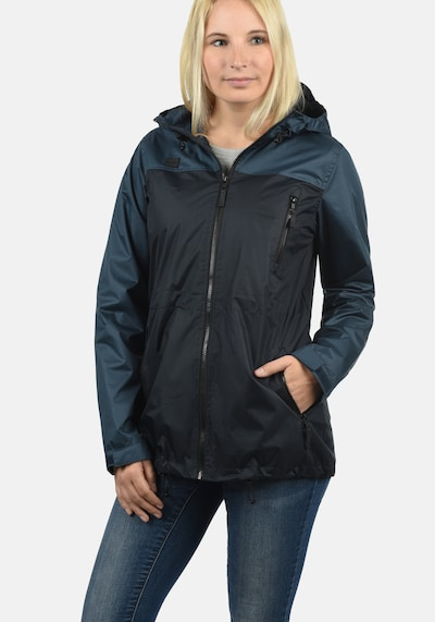 Blend She Kurzjacke 'Briddi' in dunkelblau / schwarz, Produktansicht