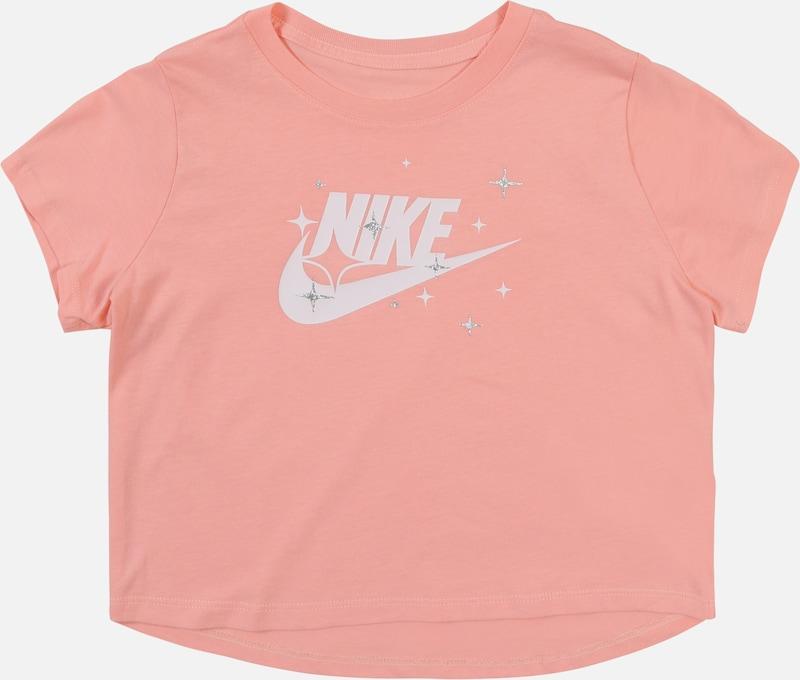 nike t shirt grün pink