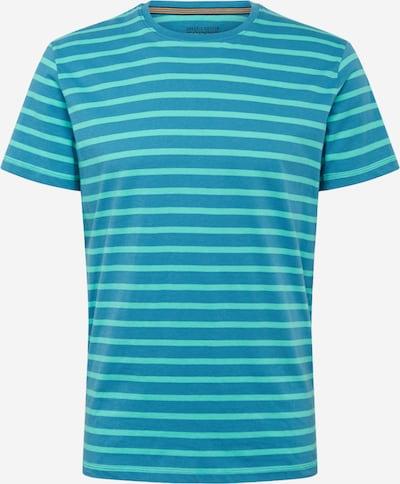 ESPRIT Shirt in türkis / cyanblau, Produktansicht