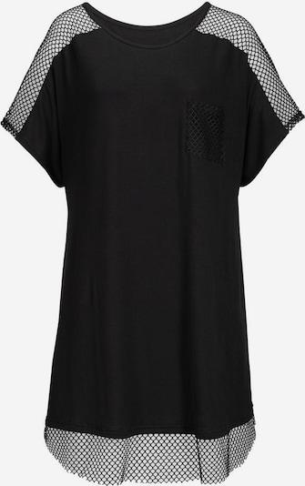s.Oliver Longshirt in schwarz, Produktansicht