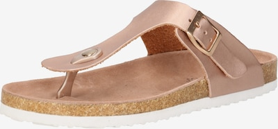 ABOUT YOU Teenslipper 'Elin' in de kleur Rosé, Productweergave
