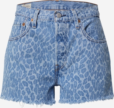 LEVI'S Kavbojke '501 Original' | modra barva, Prikaz izdelka