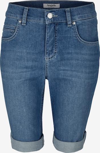 Angels Jeans ,Bermuda TU' im Used-Look in hellblau, Produktansicht