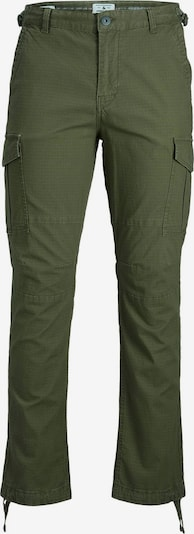 JACK & JONES Kargo hlače 'Rob AKM 906 ' | kaki barva, Prikaz izdelka