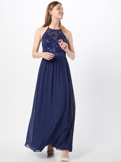VM Vera Mont Kleid in marine, Modelansicht