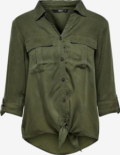 ONLY Hemd in grün, Produktansicht
