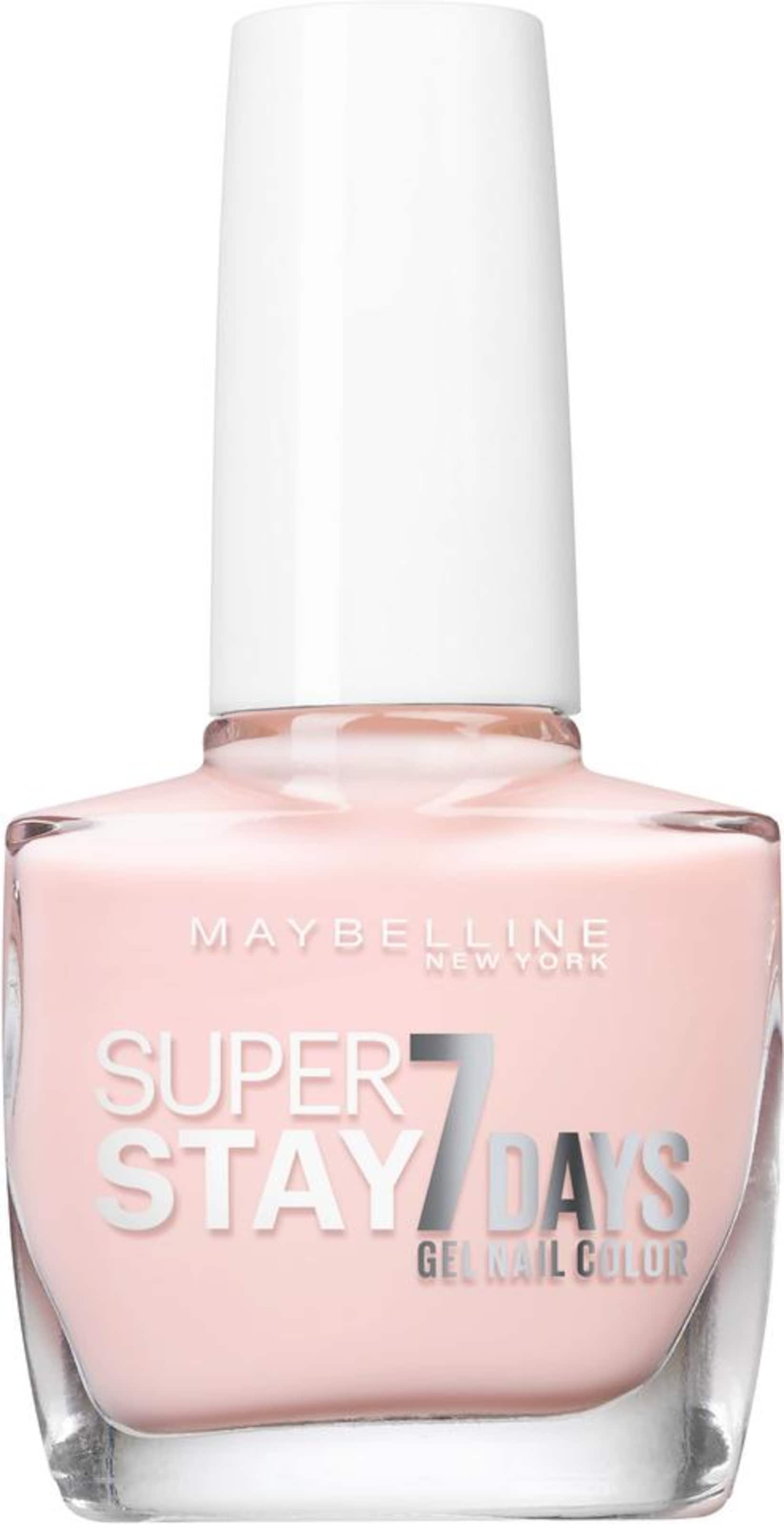 York Days Maybelline 7 'nagellack New Nagellack In Altrosa Superstay ' dEexroWQCB
