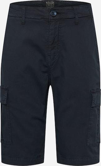 GUESS Pantalon 'BEN' en bleu marine: Vue de face