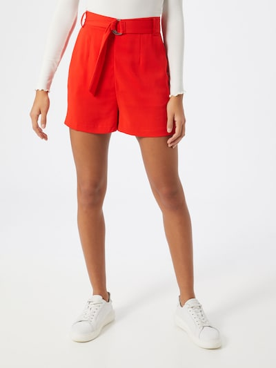 GUESS Shorts 'Suzy' in rot, Modelansicht