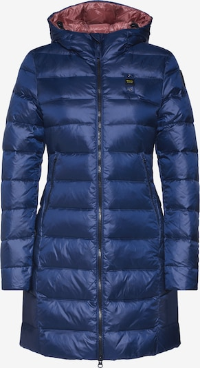 Blauer.USA Zimný kabát 'IMPERMEABILE LUNGHI IMBOTTITO PIUMA' - modré, Produkt