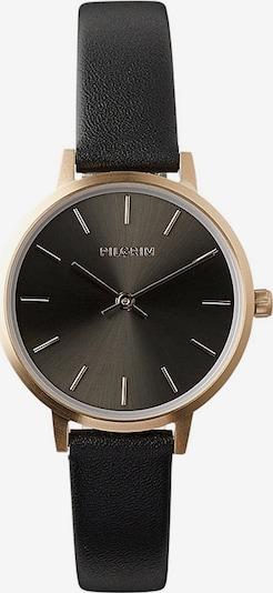 Pilgrim Uhr 'Nerine' in gold / rosé / schwarz, Produktansicht