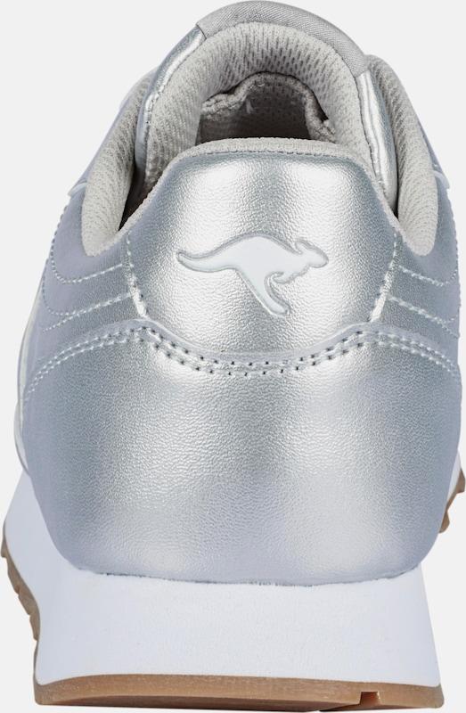 KangaROOS Sneaker mit feinem Glanzeffekt