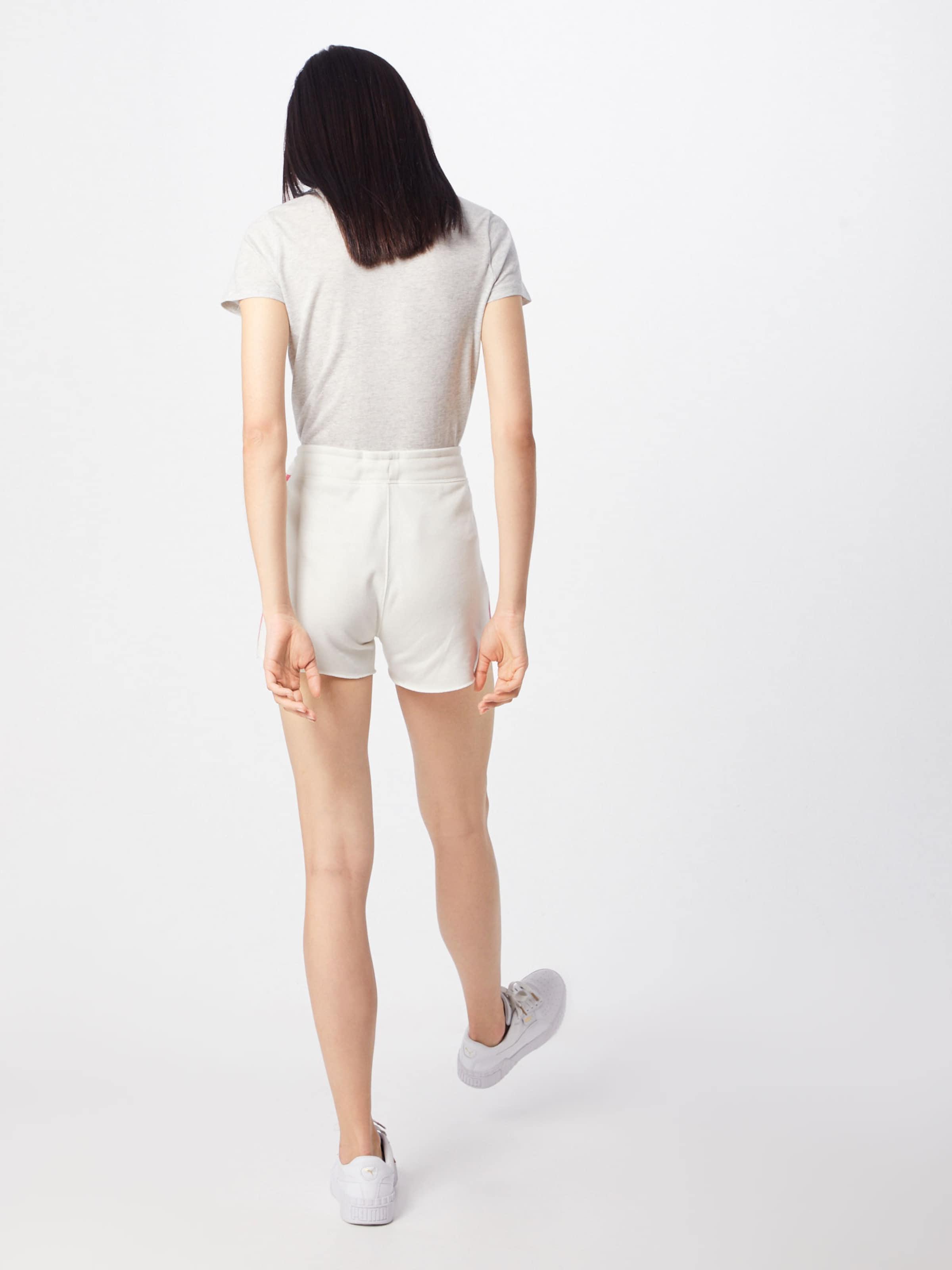 Hose 'v Weiß Shorts' gap Gap Stripe In rdCthsQx