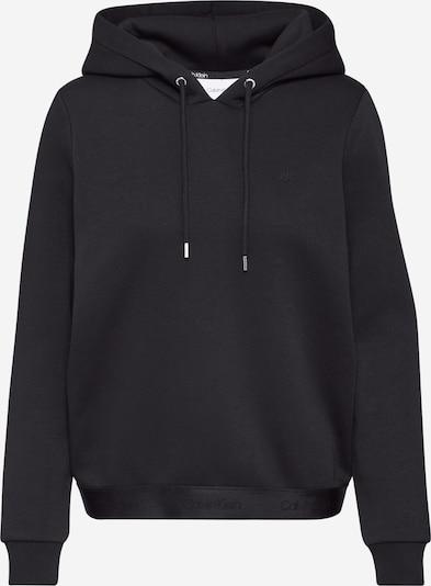 Calvin Klein Sweat-shirt 'ATHLEISURE' en noir, Vue avec produit