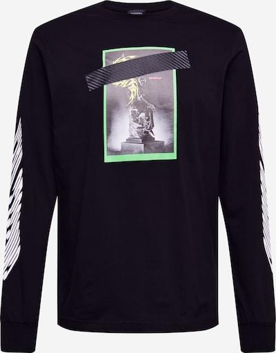 DIESEL Shirt in de kleur Zwart, Productweergave